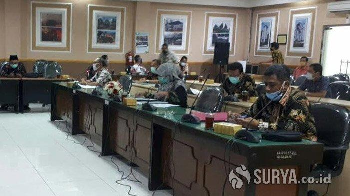 Anggaran Perjalanan Dinas Anggota DPRD Lamongan Rencananya Dialihkan untuk Penanganan Covid-19