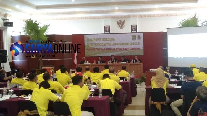 Gelar Rapat Kerja, Persebaya Amatir akan Sahkan Program Kerja 2020