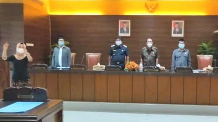 Bahas dan Susun Rekomendasi LKPJ Bupati, DPRD Nganjuk Bentuk Panitia Khusus