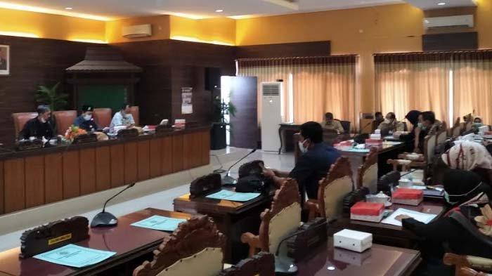 Setelah Gagal Digelar pada  Maret lalu, DPRD Nganjuk kembali Jadwalkan Rapat Paripurna LKPJ Bupati