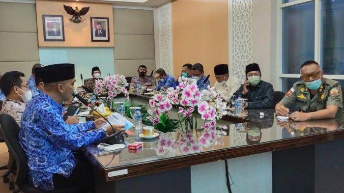 IGD Rumah Sakit Syamrabu Bangkalan Madura Lockdown, Bupati Hentikan Pembelajaran Tatap Muka