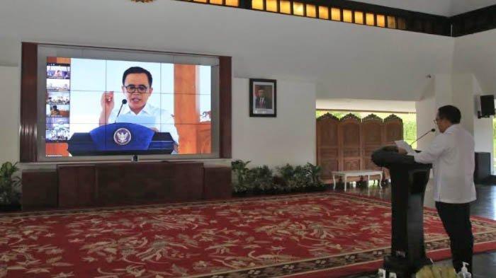 Sampaikan Nota Pengantar RAPBD 2021 Banyuwangi, Bupati Anas Ajak Kuatkan Langkah Hadapi Pandemi