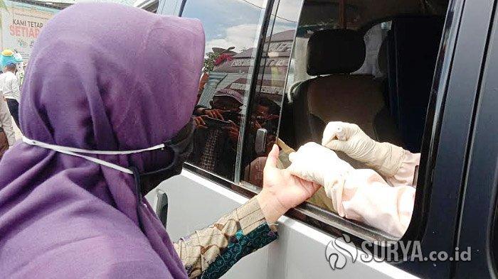 Memasuki Libur Natal, Dinkes Gelar Pemeriksaan Hasil Rapid Test di Perbatasan Kota Malang