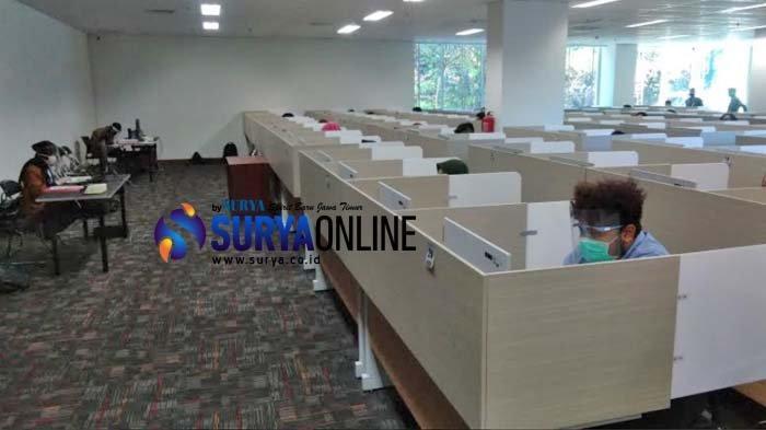 UPN Veteran Jatim Gandeng UINSA Sediakan 880 Unit Komputer untuk UTBK