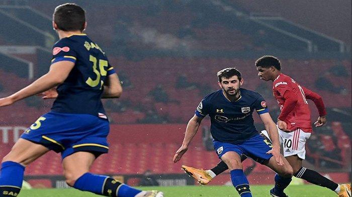 Hasil Man United vs Southampton: Skor Akhir 9-0, Setan Merah Pesta Gol Lawan 9 Pemain Soton
