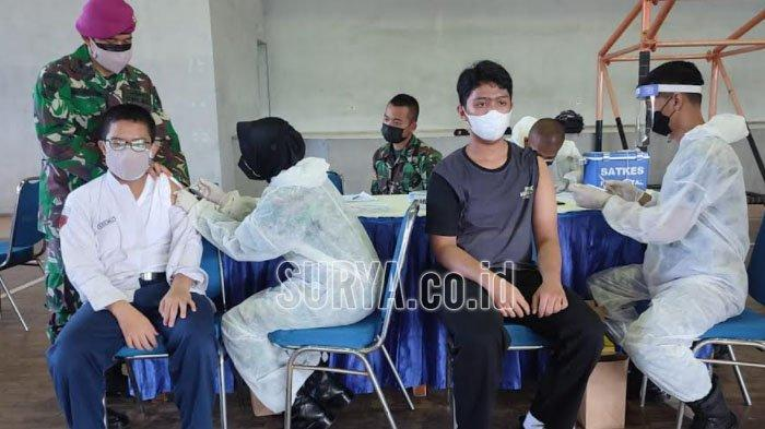 Lokasi Vaksin Covid-19 di Surabaya Hari ini 27 Juli: Dosis 2 Astrazeneca di Puskesmas Kalijudan