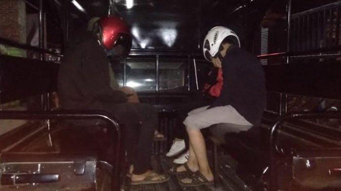 Razia Malam, Satpol PP Kota Kediri Amankan 7 Pasangan Bukan Suami Dari Kamar Kos