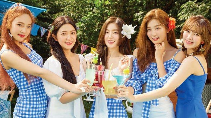 Resmi Comeback, Red Velvet Rilis Nama Lightstick Kim Mab Bong Hingga MV Power UP yang Buat Semangat