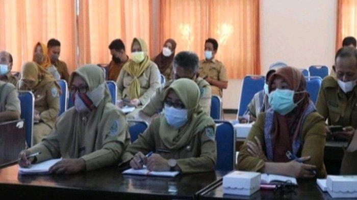 Terlibat Kegiatan PMRB, 11 OPD Nganjuk Diharapkan Jadi Contoh Birokrasi Bebas Korupsi