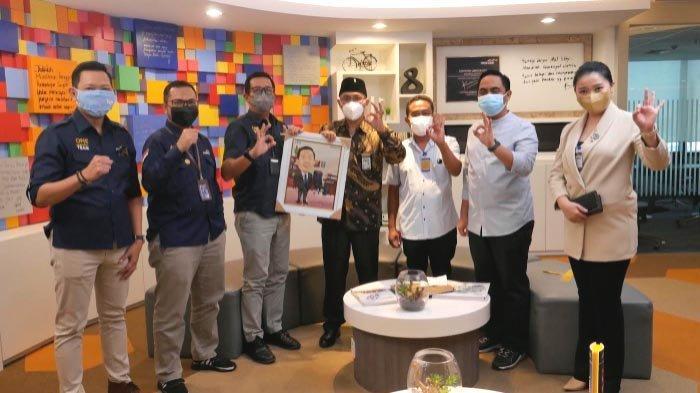 CEO Regional VIII/Jawa 3 Bank Mandiri I Gede Raka Arimbawa Ungkap Strategi Tetap Tumbuh saat Pandemi