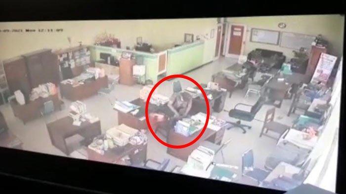 Maling Beraksi di Diskoperindag Tuban, Polisi : Pelaku Sudah Ketahui Kondisi Kantor