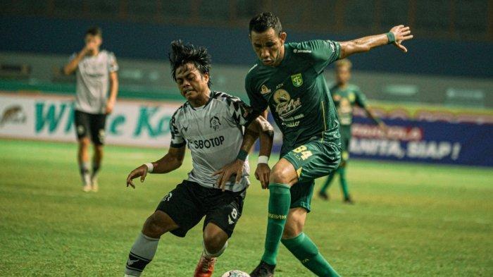 Striker Persebaya, Jose Wilkson cetak dua gol di laga pekan kedua BRI Liga 1 2021
