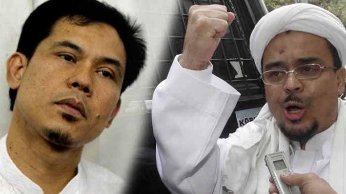 Rekening Munarman dan Rizieq Shihab diblokir PPATK.