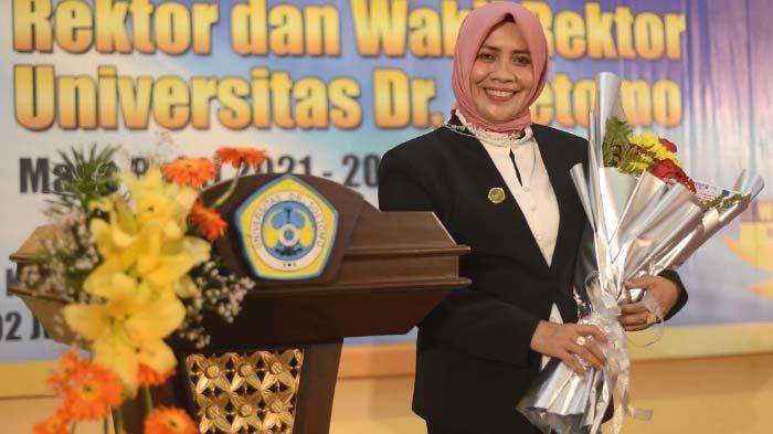 Adik Menkopolhukam Mahfud MD JadiRektor Ke-9 Unitomo Surabaya, Pesan sang Kakak untuk Adik Bungsu