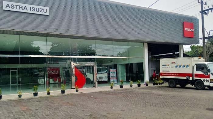 Astra Isuzu Margomulyo Pindah ke LokasiBaru lebih Besar dan Nyaman Layani Pelanggan