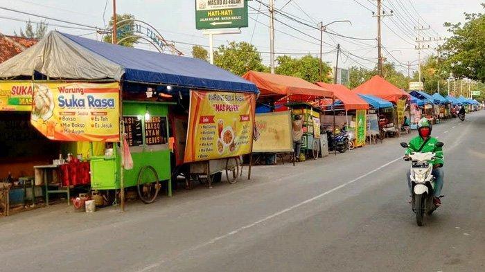 Perekonomian PKL Sulit Meningkat, DPRD Pamekasan Minta Rencana Relokasi Ditinjau Ulang