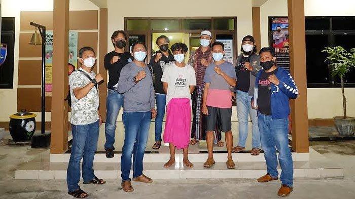 Kisah Pelarian Bocah Maling Motor Asal Sampang, Tanpa Makan Minum dan Sembunyi di Atap Rumah Warga