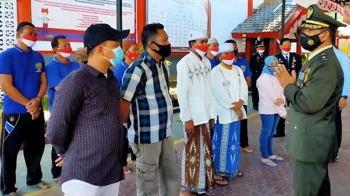 Sebelum Mendapat Remisi Kemerdekaan, Napi di Banyuwangi Mendapat Wawasan Kebangsaan