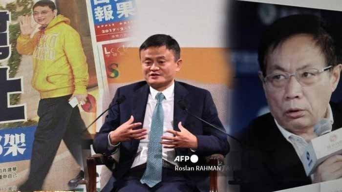 Selain Jack Ma, 5 Tokoh Ini juga Hilang Misterius Seusai Kritik Kebijakan Pemerintah China