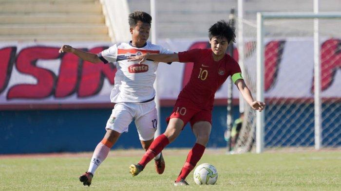 Catatan Fakhri Husaini pada Laga Perdana Timnas U-19 Indonesia di Sidoarjo