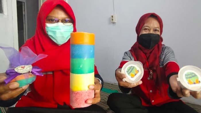 RT 2 RW 10 Kampung Lilin, Kelurahan Mojo Surabaya: Misi Kampung Lilin Jadi Wisata Edukasi