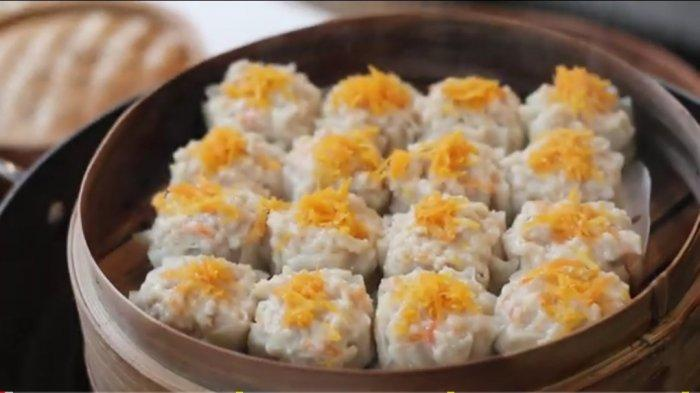 Resep Dimsum Ayam oleh Devina Hermawan Jebolan Masterchef Indonesia, Mudah Dipraktekkan di Rumah