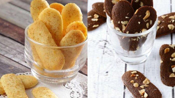 Resep Lidah Kucing Lumer di Mulut Rasa Original dan Cokelat Kacang, Cocok Untuk Kue Lebaran