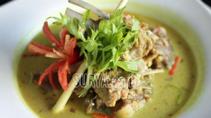 Citarasa Lokal, Tengkleng Kambing Ala Quest Hotel Darmo Surabaya di Momen Idul Adha