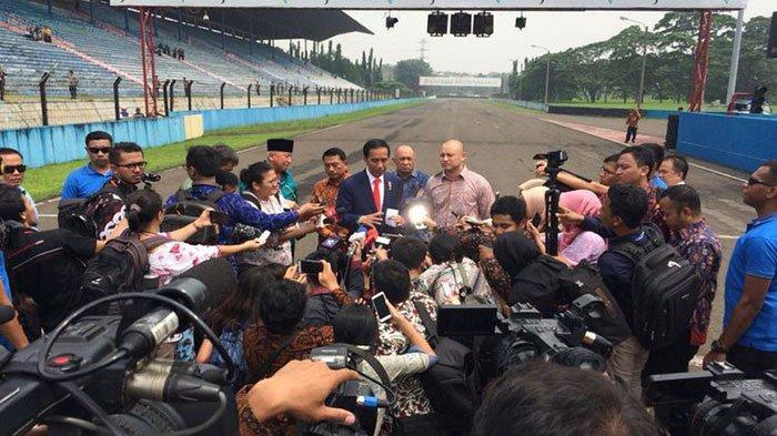 Sirkuit Mandalika di Lombok, NTB, Mendapat Inspeksi Virtual dari Dorna Sports