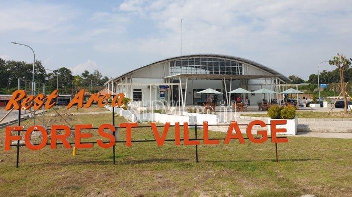 Rest Area Tol Ngawi-Kertosono, Pengelola Jamin Kebersihan Toiletnya Setara di Bandara