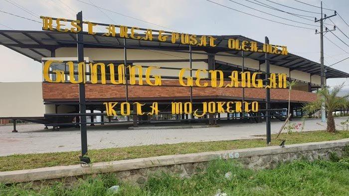Rest Area Gunung Gedangan Akan Segera Difungsikan Sebagai Wisata Kuliner di Kota Mojokerto