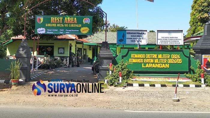 Kodim 0826 Pamekasan Buka Rest Area Gratis bagi Pemudik, di Sini Lokasinya