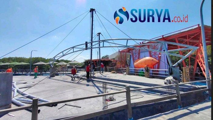 Optimalkan Kunjungan ke Situbondo, Siapkan Rp 50 M untuk Proyek Kafe-Resto Kampung Kerapu