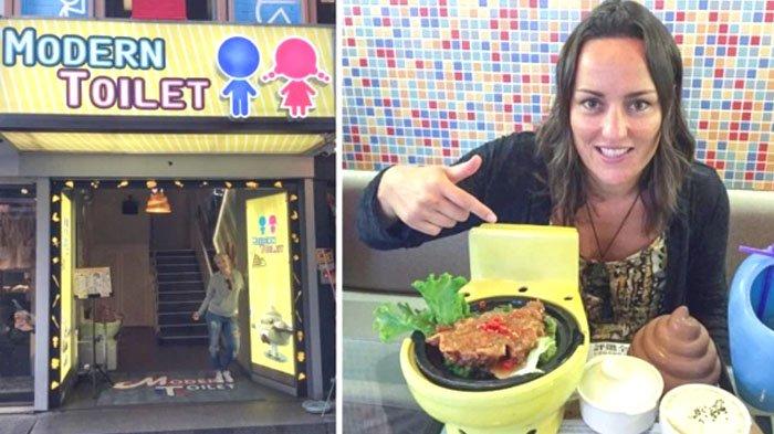 Restoran di Taiwan ini Bikin Anda Nggak Doyan Makan, Mengapa?