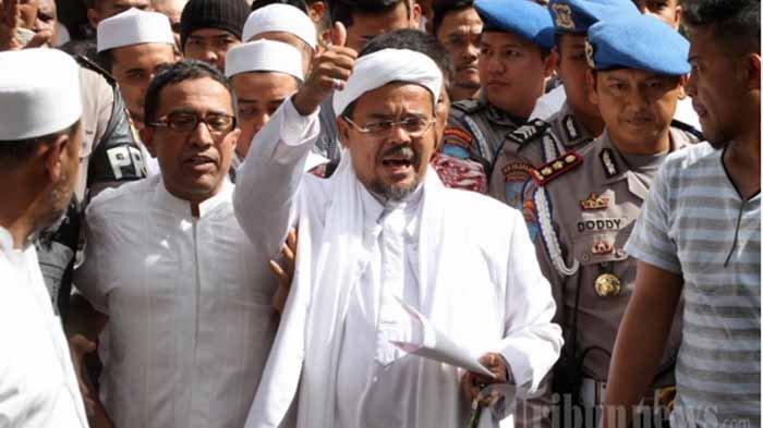 FPI Serukan Revolusi Dipimpin Habib Rizieq, Istana Bereaksi, Dubes Beber Fakta Lain dari Arab Saudi