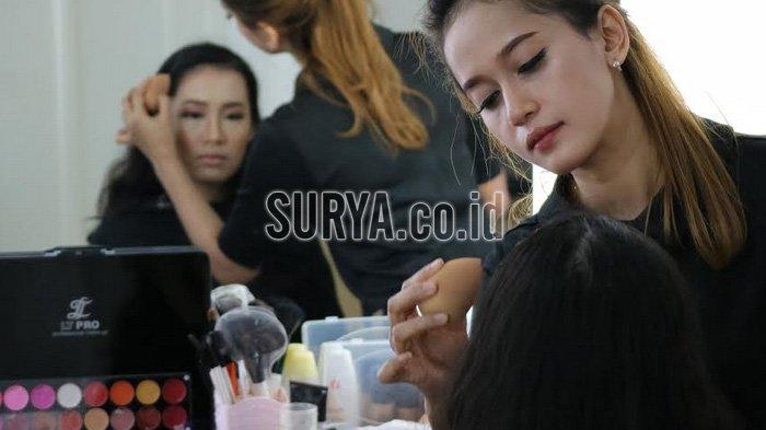 Cewek Lampung Jauh-jauh Belajar Make Up di Surabaya, Target Buka Salon di Usia 30 Tahun