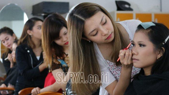 Sekolah Make Up Artist Butuh Kocek Hingga Rp 85 Juta, Ini yang Diajarkan di Sana
