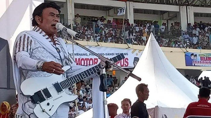 Perlawanan Rhoma Irama setelah PN Surabaya Tolak Gugatannya, Bantah Terima Rp 500 Juta, Kasasi ke MA
