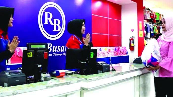 Grand Opening Ria Busana, Telah Hadir Toko Fashion Termurah di Kota Malang  - Halaman all - Surya