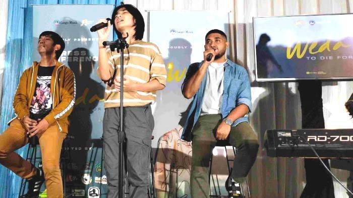 Promosi Single Pertama, Rian D'Masiv Ungkap Alasan bikin Lagu To Die For untuk Weda