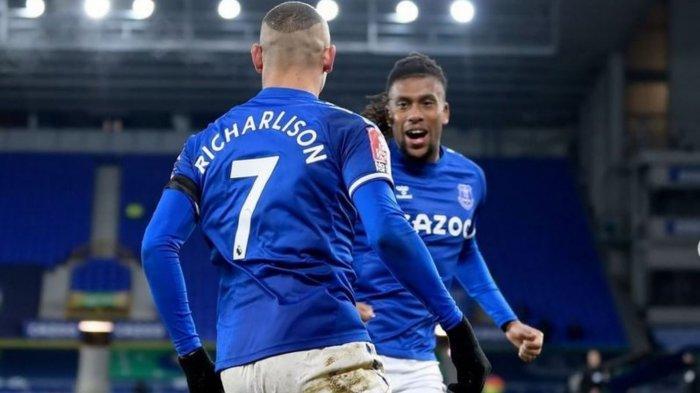 Hasil Everton vs Tottenham: Parade 9 Gol Antar The Toffees ke Perempat Final FA CUP