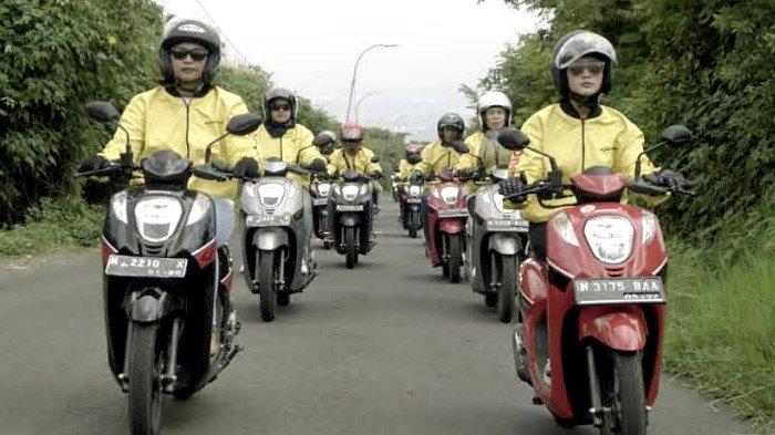 Riding Asik Bareng Honda Genio, Dapatkan Doorprize 1 Unit Honda Genio