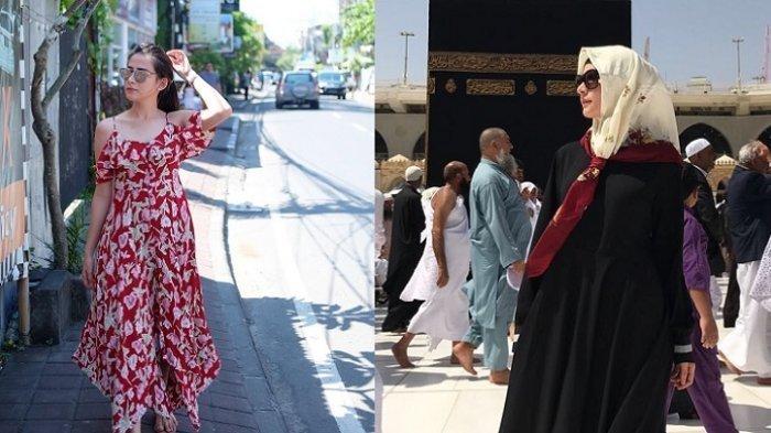 Disangka Berhijab Hanya Saat Syuting, Artis Cantik Rina Diana Ternyata Sudah 7 Tahun Jadi Mualaf