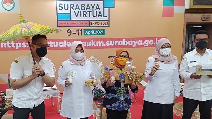 Surabaya Gelar Pameran UMKM Secara Virtual, Target Jangkau Pasar Ekspor