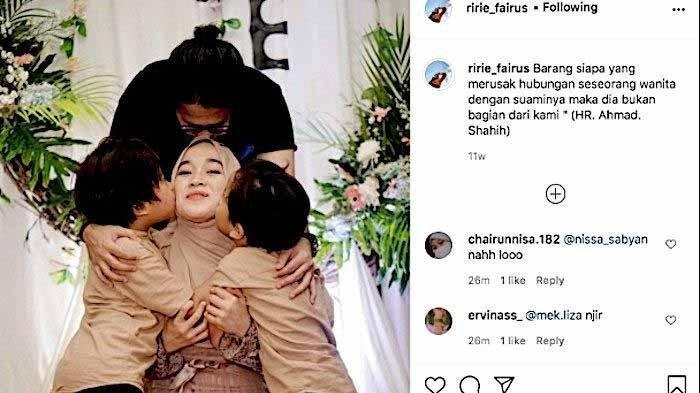 Kabar Nissa Sabyan dan Ayus Sabyan Sewa Connecting Room Saat Konser, Eks Manajer Beberkan Fakta