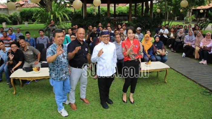 Risa Santoso Rektor Termuda Indonesia Serap Semangat Inovasi dari Banyuwangi