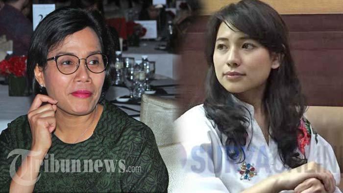 Rektor Muda Risa Santoso Mengagumi Menkeu Sri Mulyani, 'Sosok yang Patut Dicontoh'