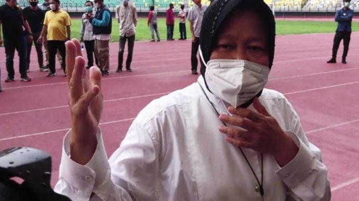 Alasan Walikota Risma Kebut Persiapan Piala Dunia U-20 2021 di Surabaya