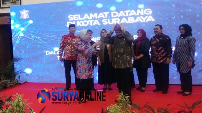 Walikota Risma Yakin UNBK Jenjang SMP di Surabaya Tidak Bocor, ternyata begini Antisipasinya