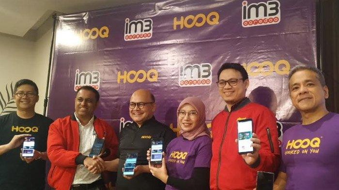 IM3 Ooredoo Gandeng HOOQ untuk Tawarkan Konten Film dan Serial Kepada Pelanggan